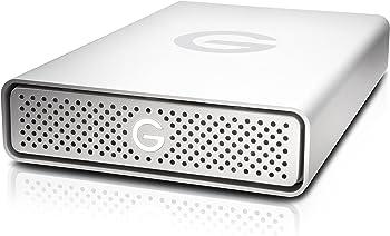 G-Technology G-Drive 10TB USB 3.1 External Hard Drive