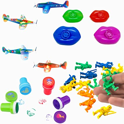 Amazon.com: Fun Central (bc834) Toy Party Pack Assorted ...