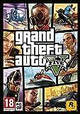 Rockstar Grand Theft Auto Five-V (Pc DVD)