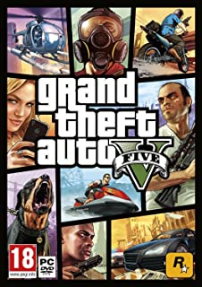 Grand Theft Auto V (PC): GTA V from Amazon co uk: PC & Video Games