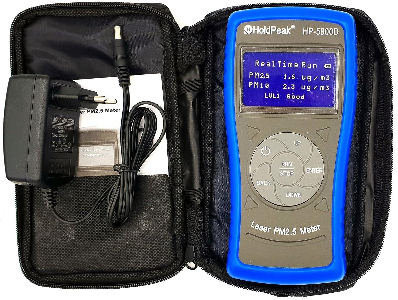 Laser Entfernungsmesser Selbstbau : Holdpeak hp 5800d feinstaubmessgerät: amazon.de: elektronik