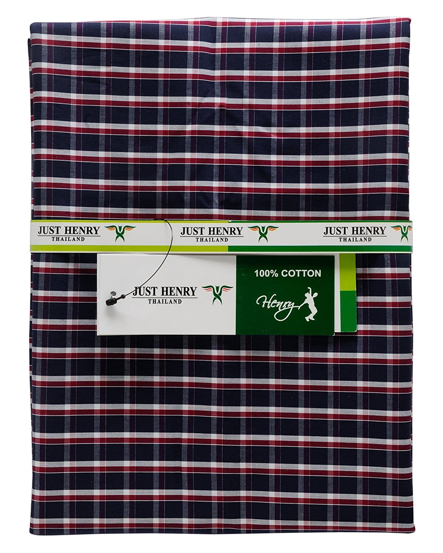 Just Henry Thailand Men's Unstitched Shirt Fabric (JHT-SRT