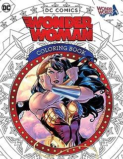 dc comics wonder woman coloring book - Wonder Woman Coloring Book