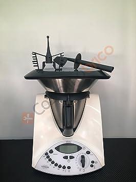 vorwek Robot de Cocina Thermomix TM31 6 Meses de Garantía perfettamente revisionato Come Varoma: Amazon.es: Electrónica