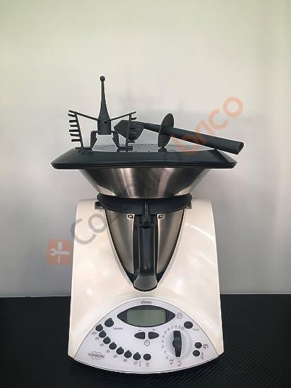 robot da cucina bimby tm31 6 mesi di garanzia perfettamente revisionato  come nuovo tutto original con varoma