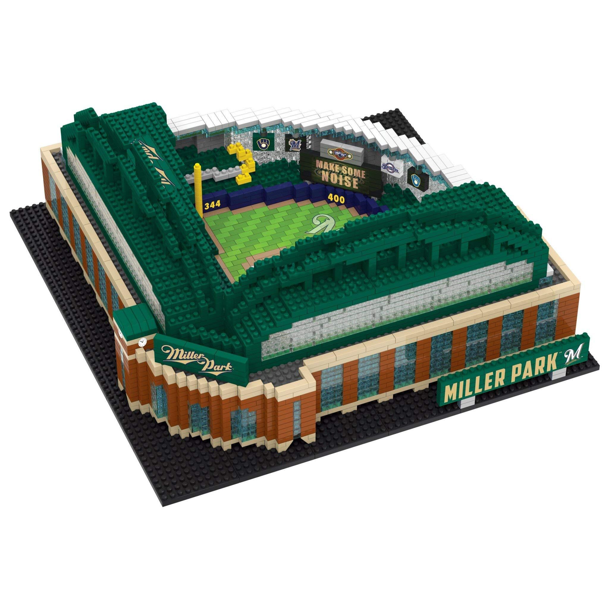 STADIUM3D Brxlz One Size Stadium FOCO MLB New York Yankees Unisex 3D Brxlz Team Color