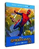 SPIDER-MAN : HOMECOMING - STEELBOOK LIMITE BD 3D + 2D (UV) [Édition limité boîtier SteelBook - Blu-ray 3D + Blu-ray + Digital UltraViolet]