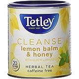 Tetley Tea Cleanse (Lemon Balm and Honey) Herbal Tea, 20-Count