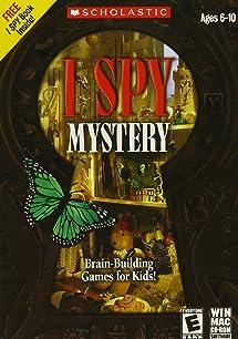 I Spy Mystery - PC/Mac: Video Games - Amazon com