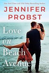 Love on Beach Avenue (The Sunshine Sisters Book 1) Kindle Edition