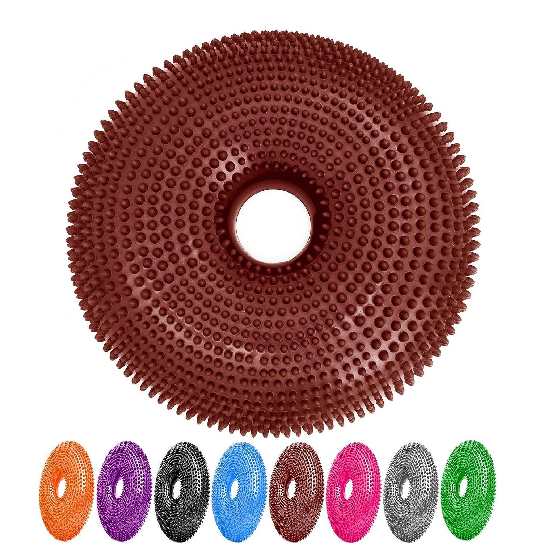 Disco de equilibrio con agujero «Donut», bomba incluida (peso máx ...