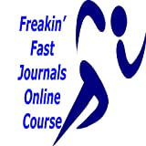 How to Create a Series of Journals Freaking Fast (Online Course) [Online Code]