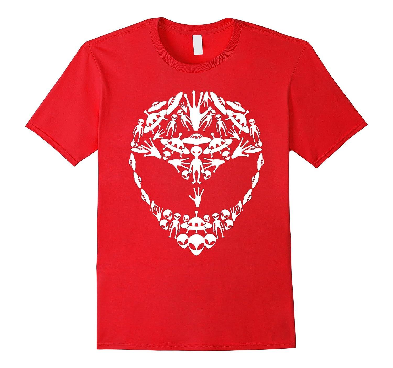 Alien Extra Terrestrial Squad T Shirt-Awarplus