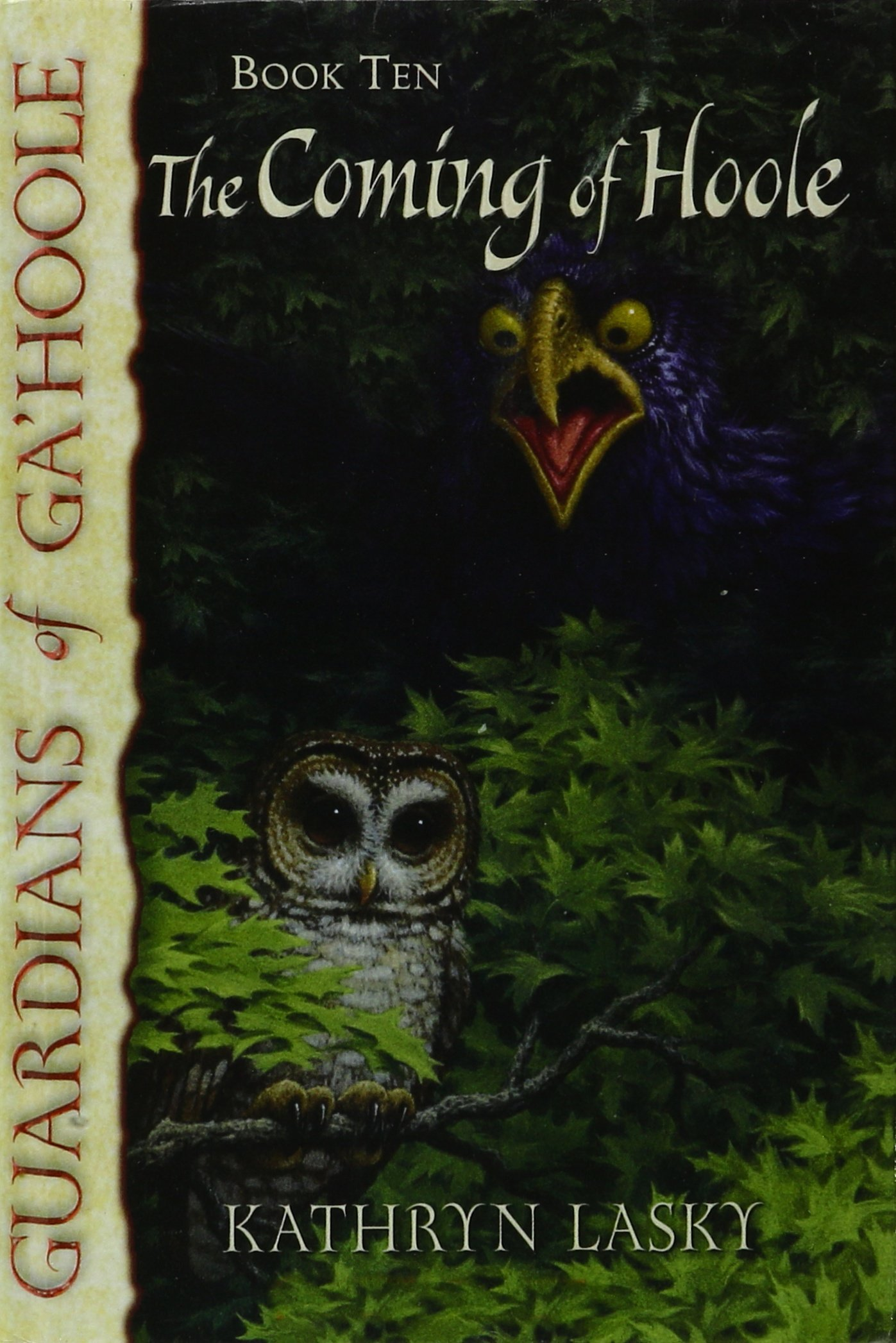 Download The Coming of Hoole (Guardians of Ga'hoole, the Legends) pdf