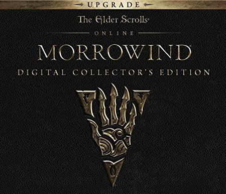 The Elder Scrolls Online: Morrowind Digital Collector's Edition Upgrade [Online Game Code]