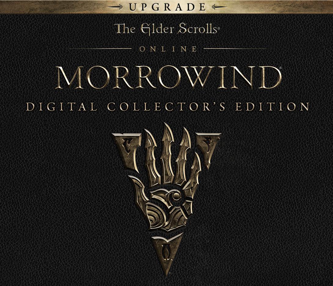 The Elder Scrolls Online: Morrowind Digital Collector's Edition Upgrade [Online Game Code] by Bethesda