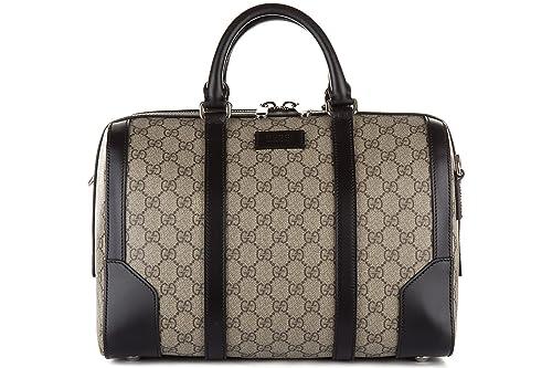 nuovo concetto 0fbc4 7f895 Gucci borsa donna a mano bauletto nuova nero: Amazon.it ...
