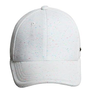 Sidiou Group Nueva Gorra Sombrero de Mujer a la Moda Gorra de algodón con Visera &