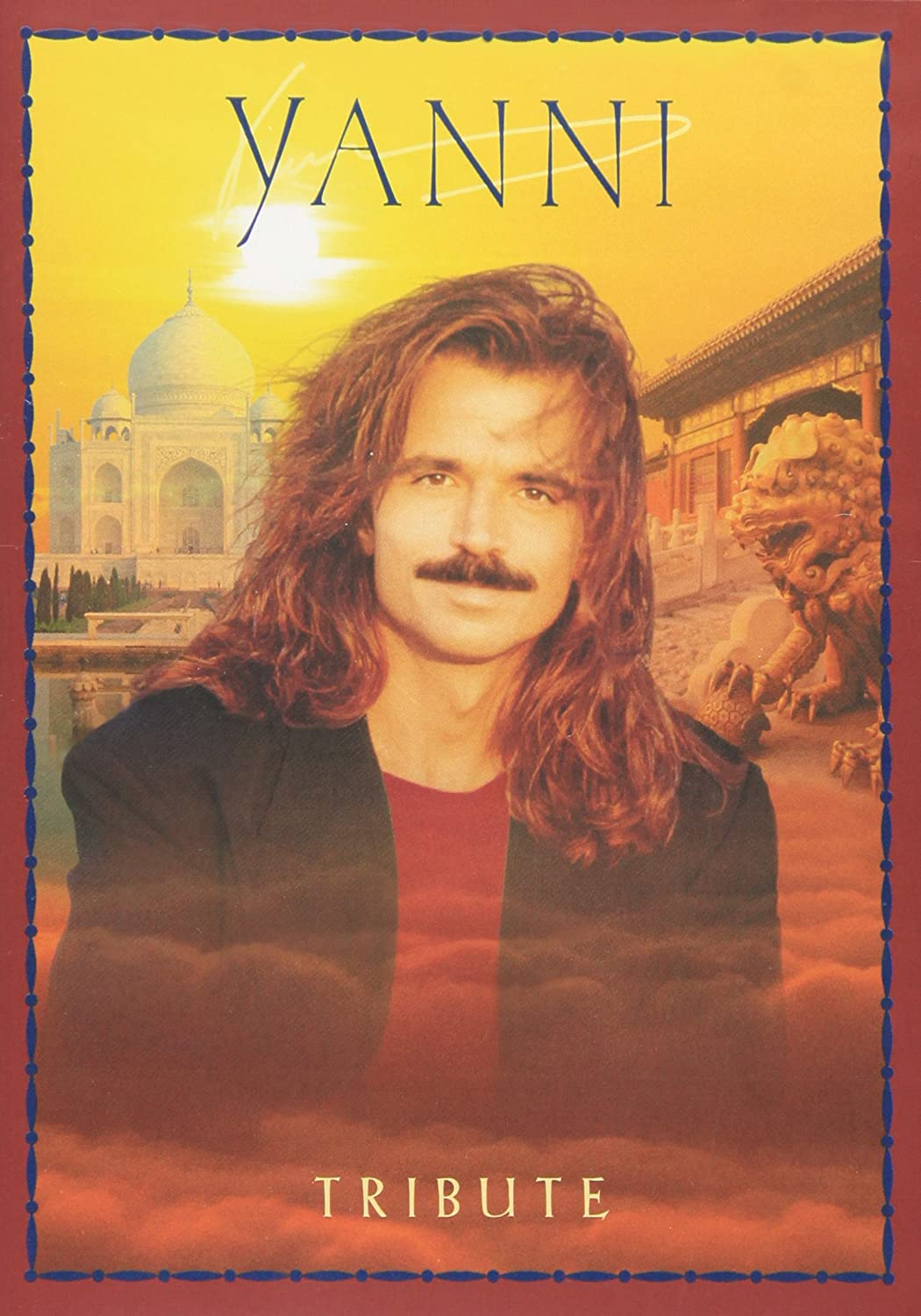 Yanni: Tribute Universal Music Canada VIDVUS 135 New Age / Meditation Pop