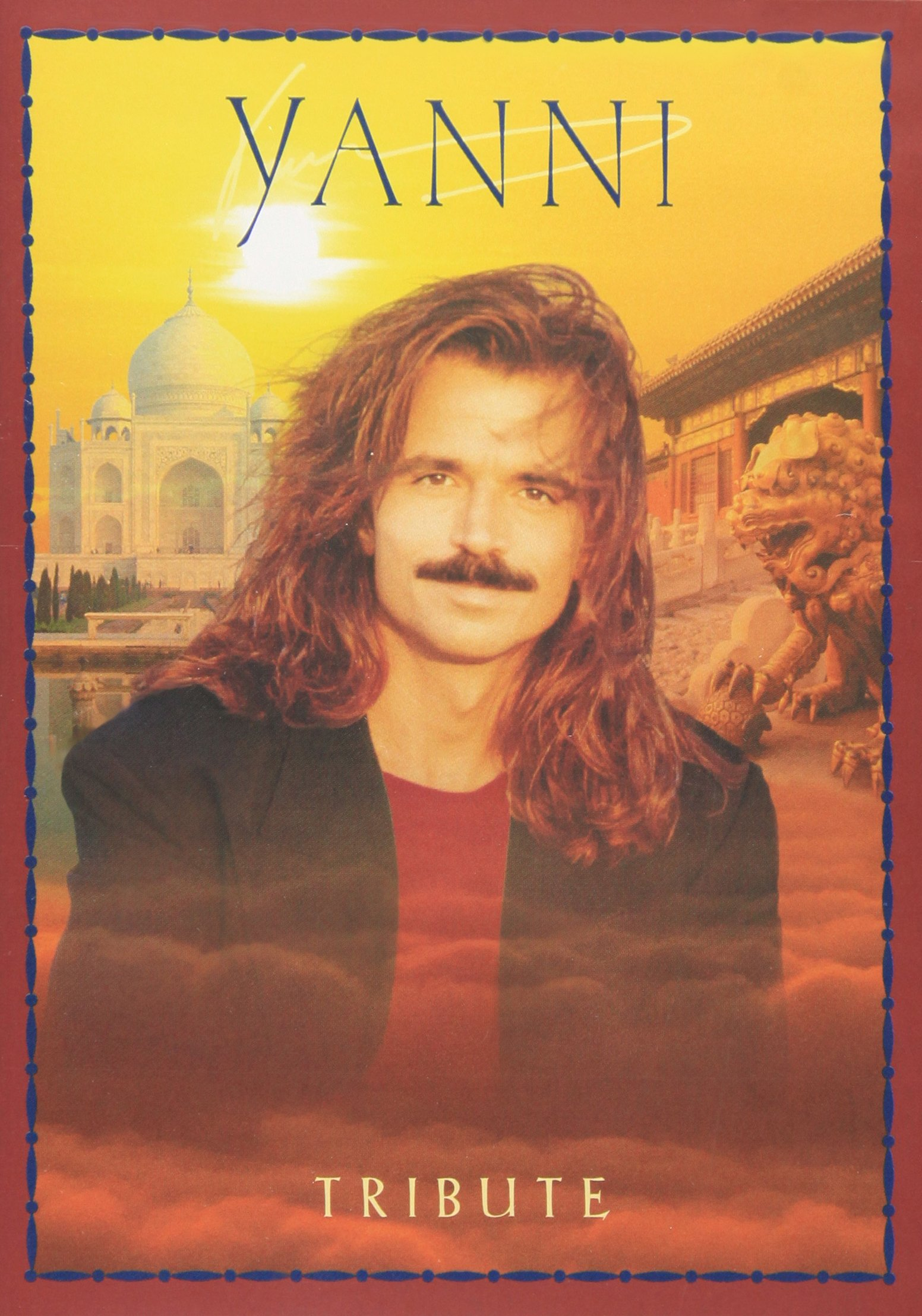 Yanni - Tribute by EMI Video
