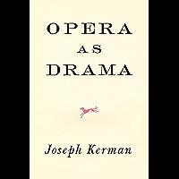 Opera As Drama book cover
