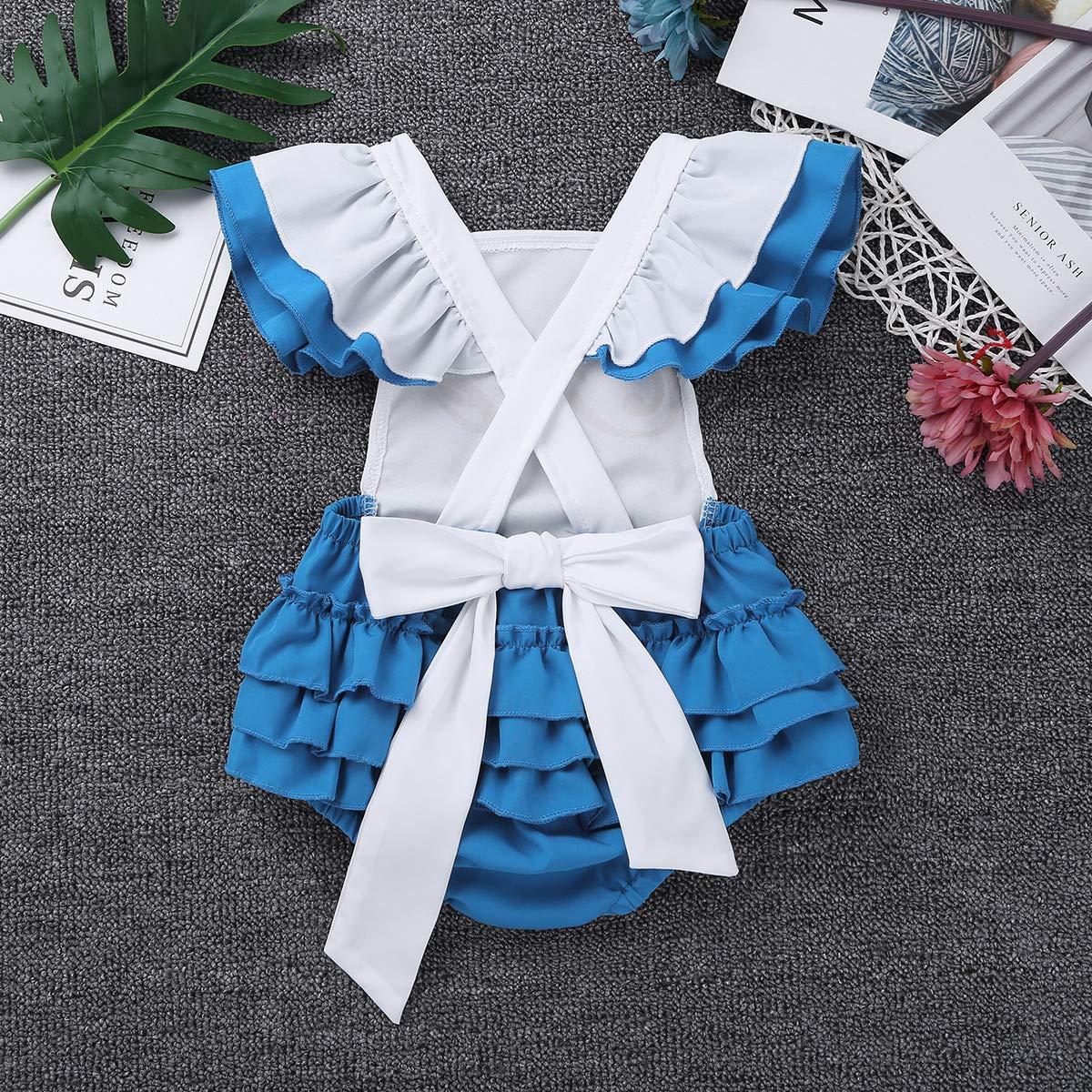 Amazon.com: iEFiEL - Pelele para bebé y niña, diseño de ...