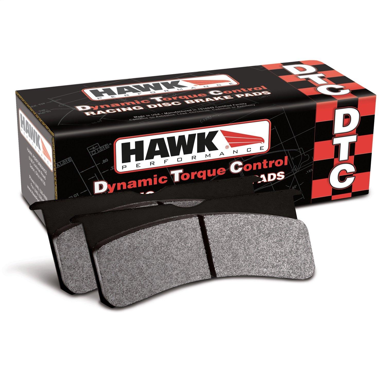 Hawk Performance HB601G.626 Disc Brake Pad, Front by Hawk (Image #1)