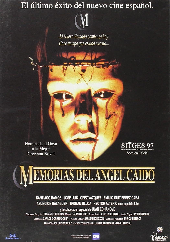 Memorias Del Angel Caido [DVD]: Amazon.es: Varios: Cine y Series TV