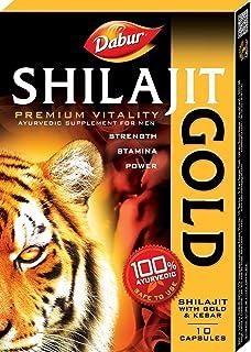 Dabur Shilajit Gold 20cap available at Amazon for Rs.234