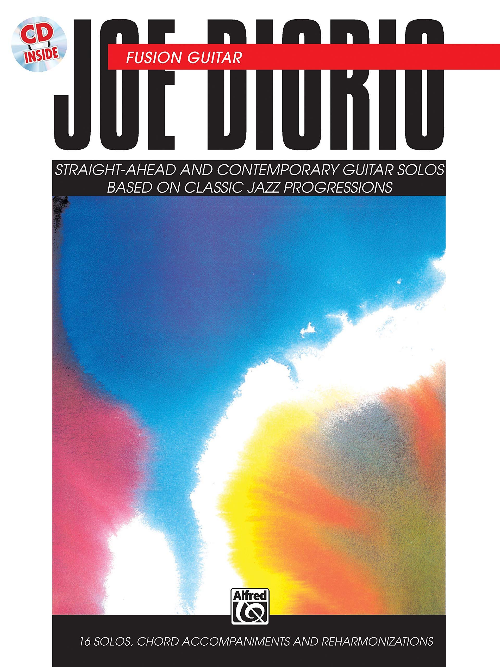 Joe Diorio -- Fusion Guitar: Book & CD: Joe Diorio