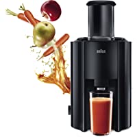 Braun Multiquick 3 J300 800-Watt Juicer (Black)