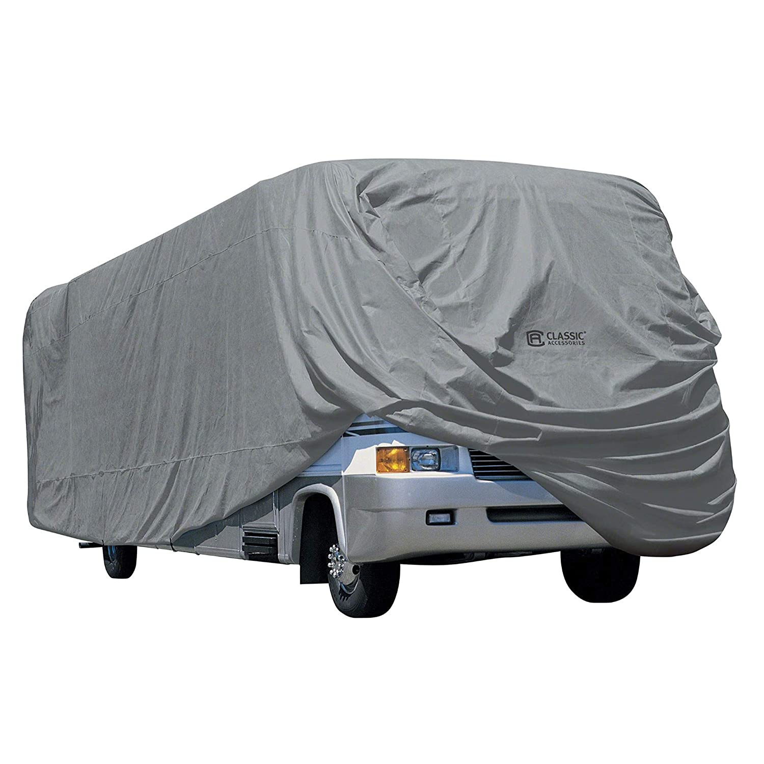 Classic Accessories 80-163-181001-00 Overdrive PolyPro I Cover for 30' to 33' Class A RVs CLASSIC ACCESSORIES INC