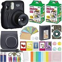 Cámara instantánea Fujifilm Instax Mini 11 + paquete de accesorios MiniMate + paquete de película Fuji Instax (40 hojas…