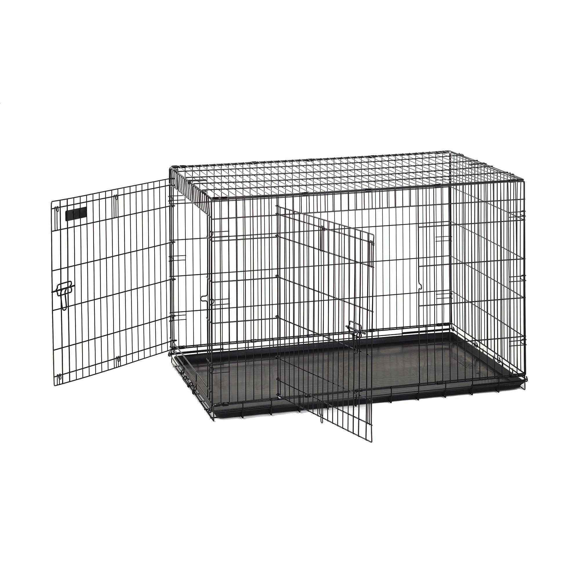 Precision Pet ''Great Crate,'' Double Door Dog Crate