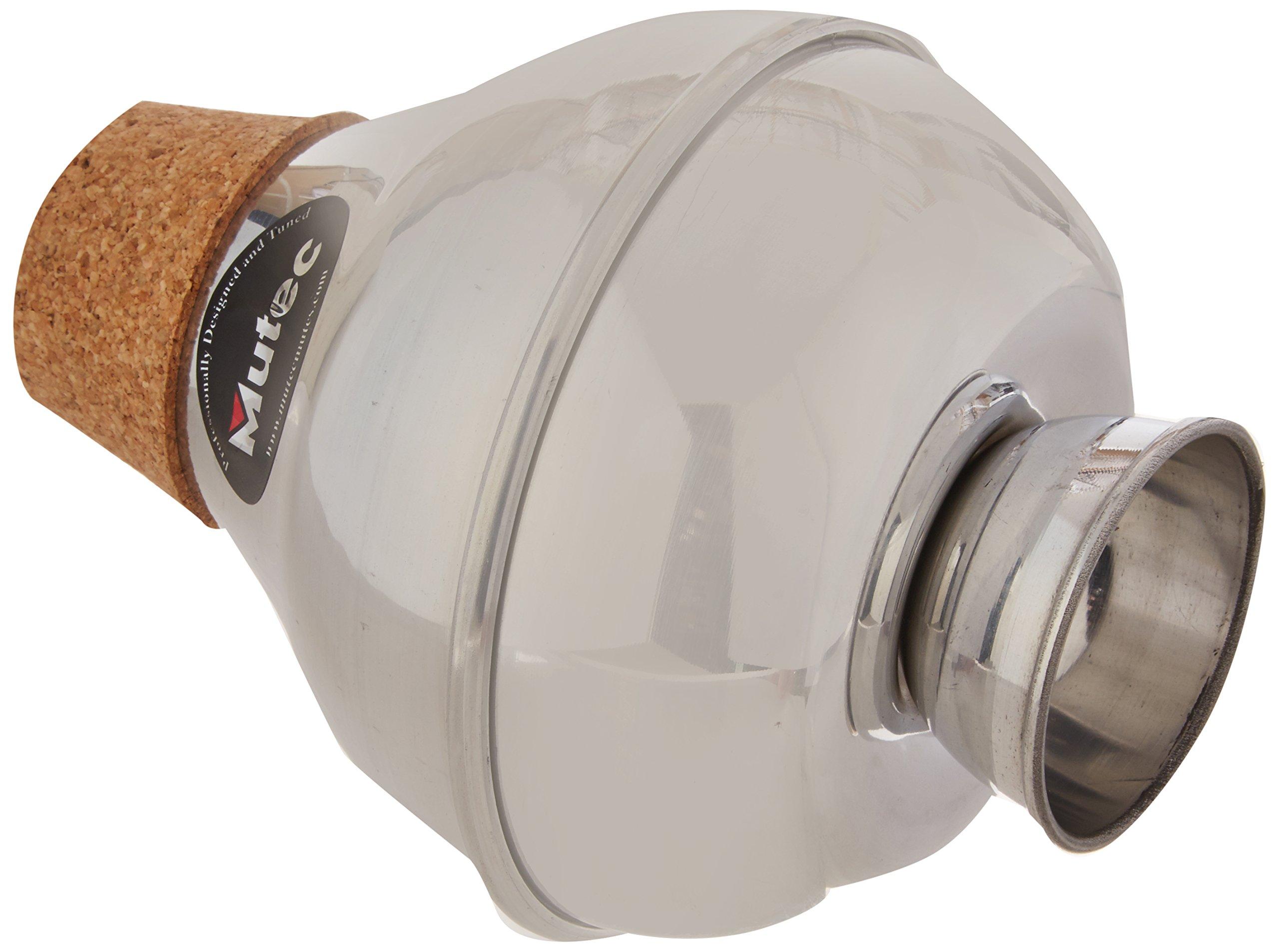 Mutec MHT130 Bubble Wah-Wah Mute for Trumpet - Aluminum