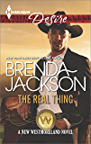 The Real Thing (The Westmorelands series Book 28)
