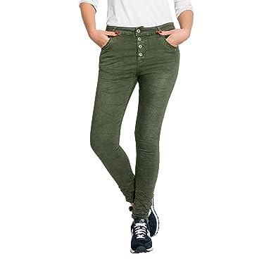 Loose Damen Luxuriöse Skutari Stretch Fit Hose Jeans wPkiTOXlZu
