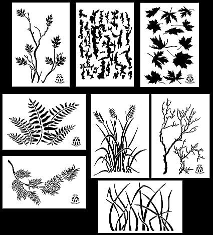 Acid Tactical 8 Designs 9x14 Camouflage Vinyl