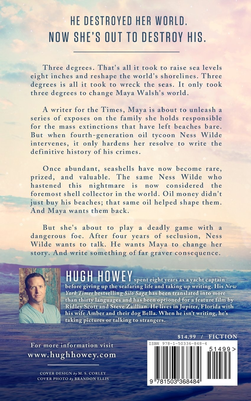 The Shell Collector: A Story Of The Seven Seas: Hugh Howey: 9781503368484:  Amazon: Books