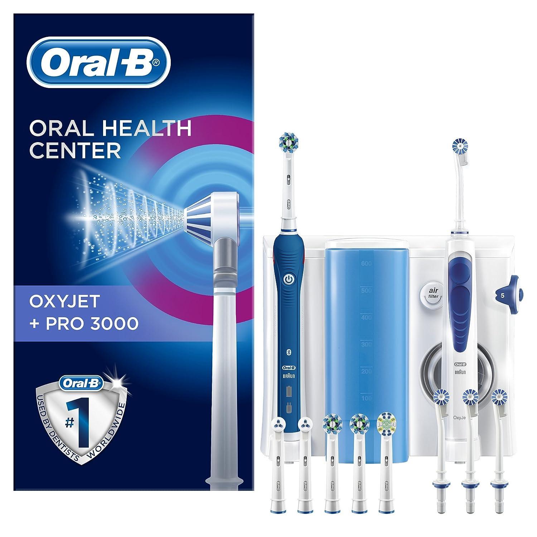 Oral B Estación de Cuidado Bucal PRO mango de cepillo de dientes