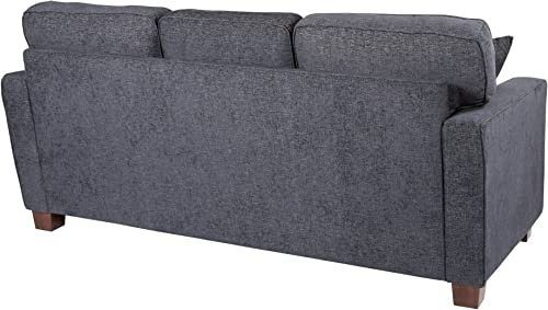 OSP Home Furnishings Russell Reversible Sectional Sofa - the best living room sofa for the money