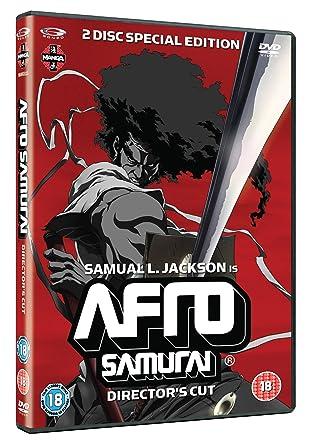 Afro Samurai [DVD] [Reino Unido]: Amazon.es: Fuminori Kizaki ...