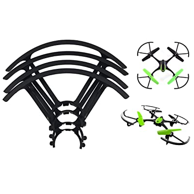 Propeller Guards for Sky Viper s1700 s1750 Drones: Toys & Games