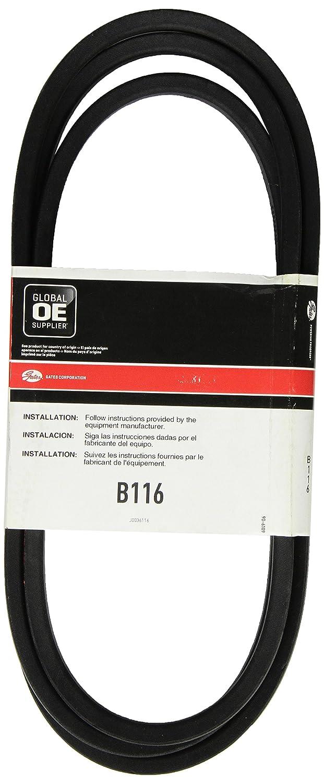 Gates B116 V-Belt