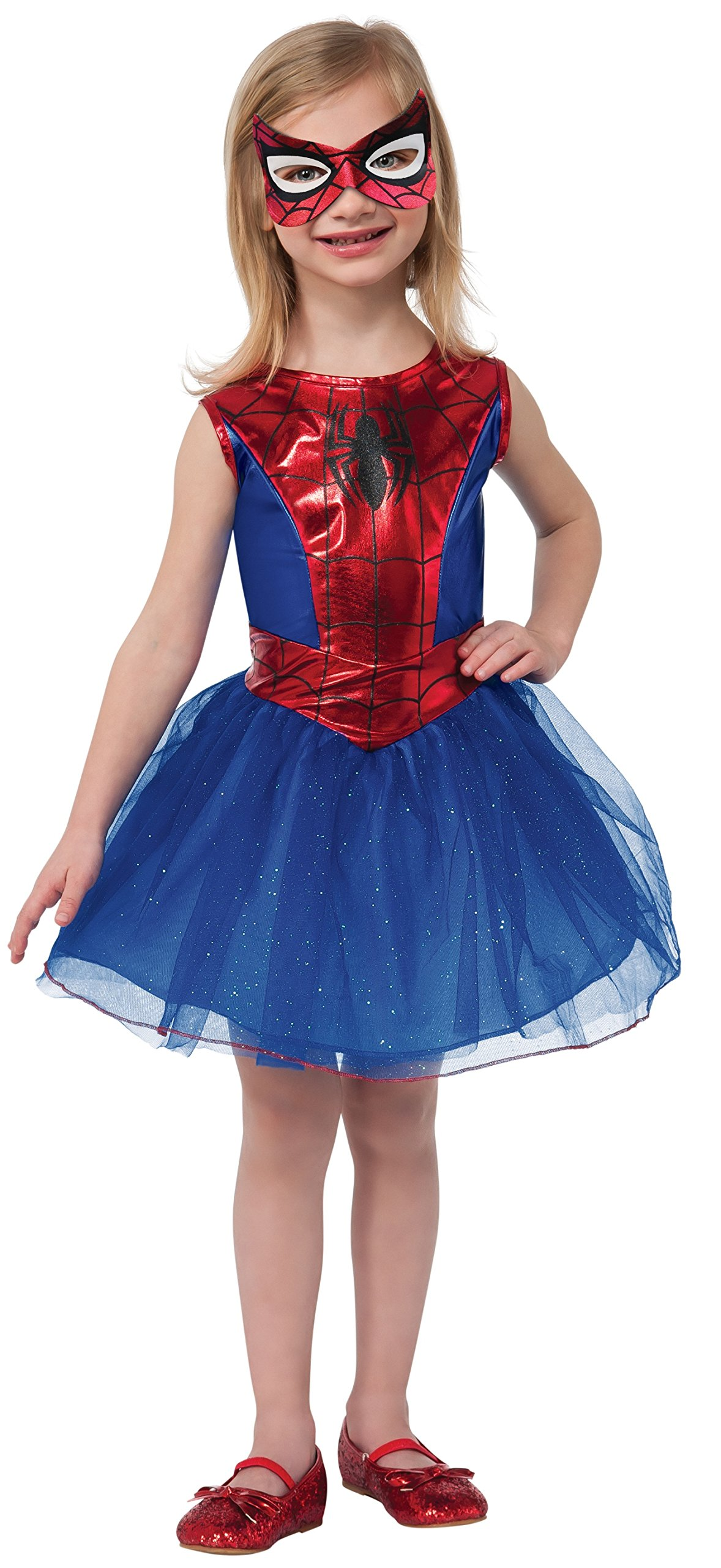 Rubie's Marvel Classic Child's Spider-Girl Costume, Small
