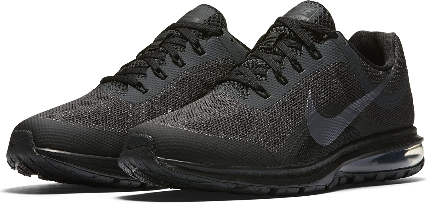 official photos a2382 89343 Amazon.com   Nike Men s Air Max Dynasty 2 Running Shoe Anthracite Metallic  Cool Grey Black Size 12 M US   Road Running