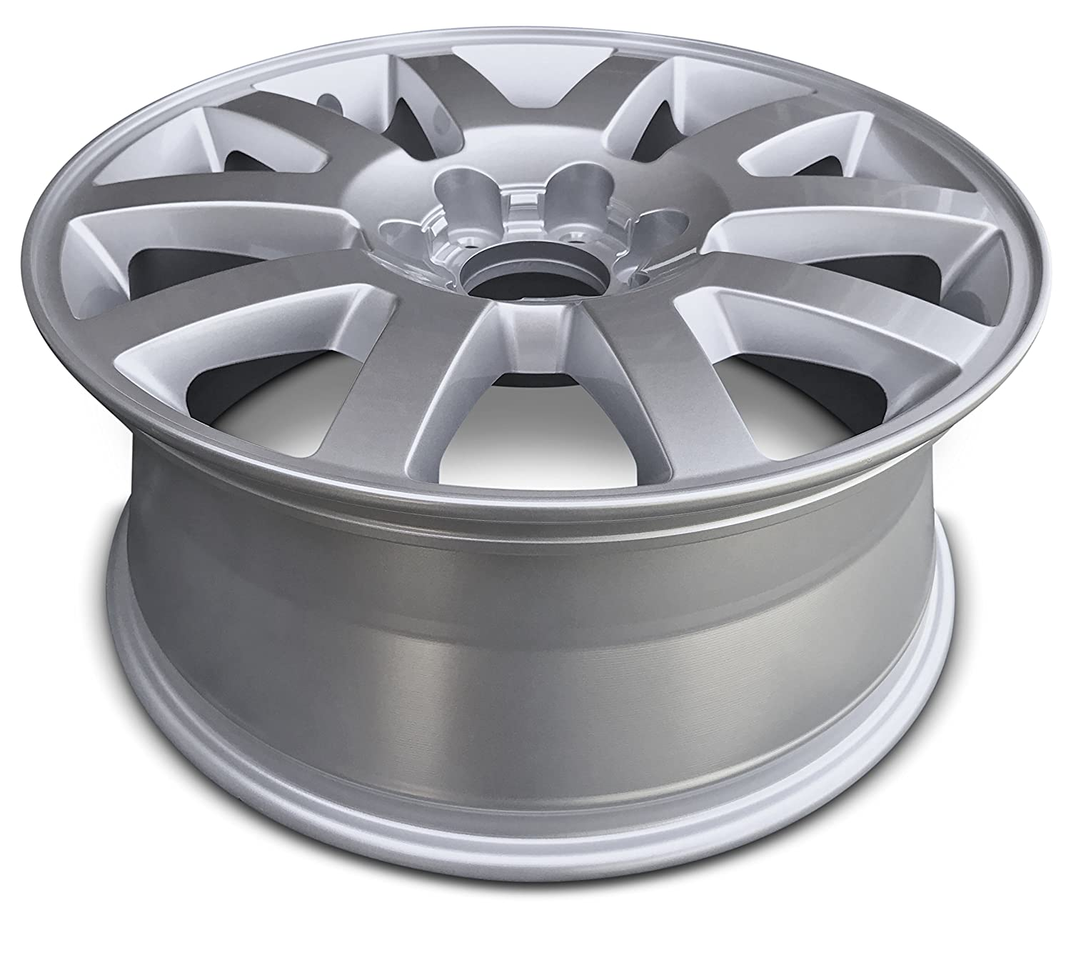 Road Ready Car Wheel For 2010-2014 Ford Expedition 2009-2012 Ford F150 20 Inch 6 Lug Gray Aluminum Rim Fits R20 Tire Full-Size Spare Exact OEM Replacement