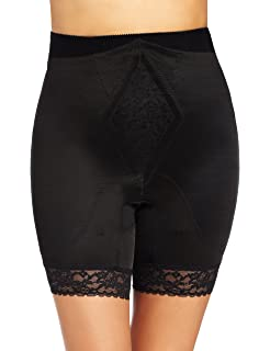 b1ed389b34 Rago Women s Extra Firm Zippered High Waist Long Leg Shaper at ...