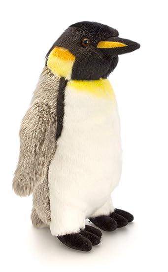 Pinguin Kuscheltier Stofftier Pinguin Vogel 33cm WWF Plüschtier Kaiserpinguin