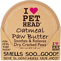 OATMEAL SCENTED: Pet Head Paw Butter is a paw moisturizer made with the delicious scent of…